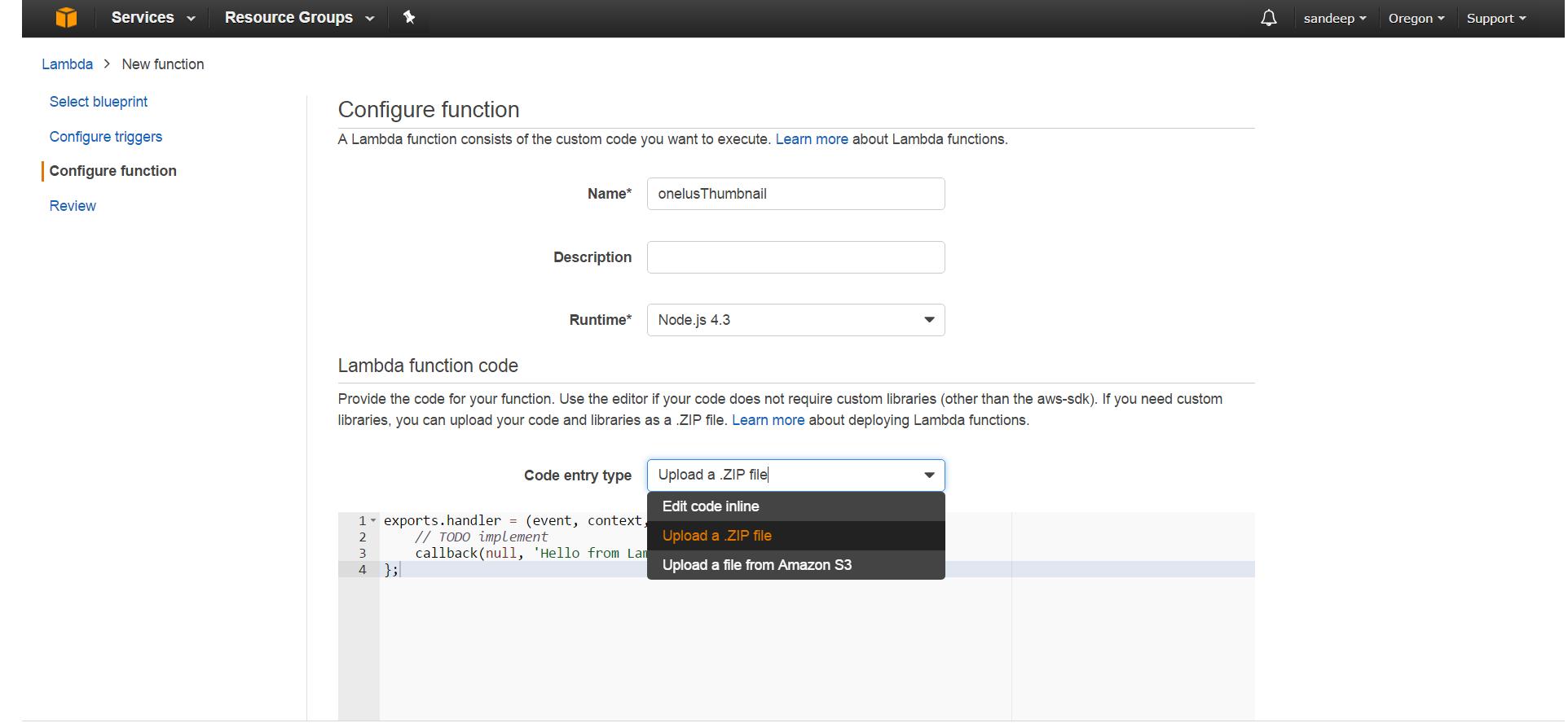 Benefits of Serverless Image resizing (Amazon S3 & AWS Lamda