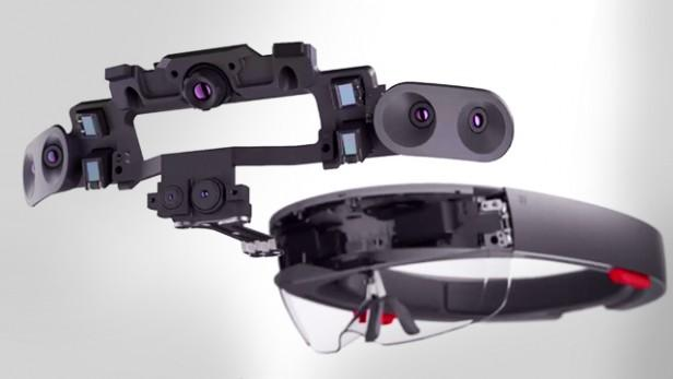 HoloLens supports IEEE 802.11ac