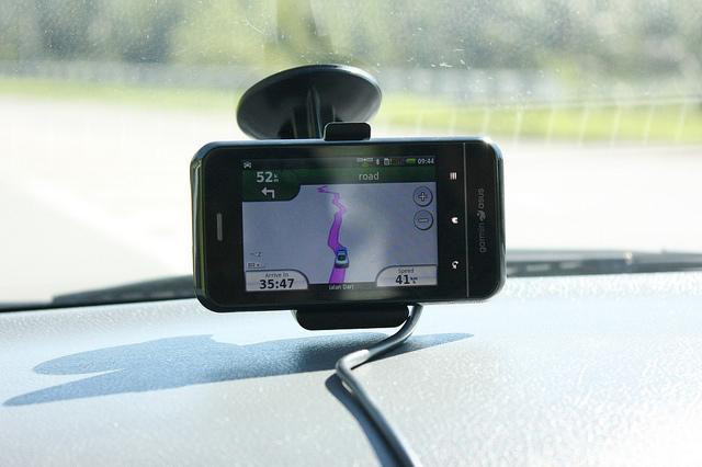 Heads Up GPS