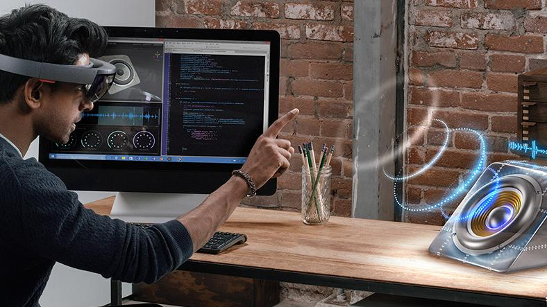 HoloLens – a world of mixed reality